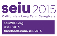 Logo for SEIU Local 2015.